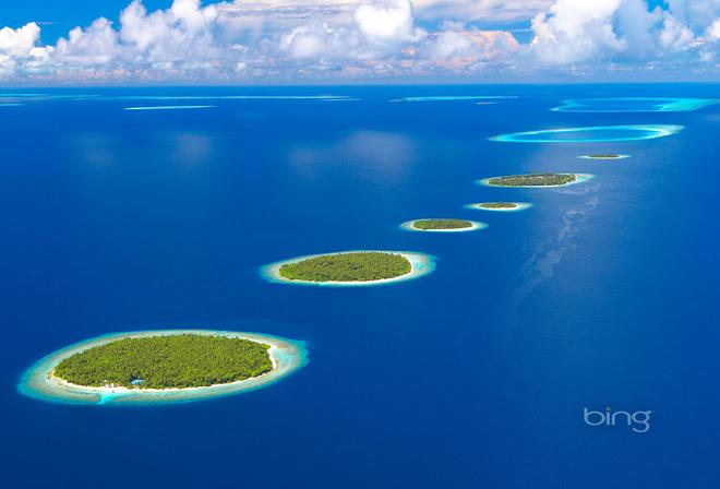 Природа индийского океана фото